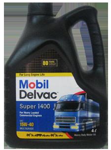 Mobil Delvac Super 1400 15W 40
