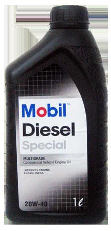 Mobil Diesel Special 20w 40 Diesel Engine Oil Ramesh